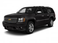 Used, 2014 Chevrolet Suburban LT, Black, 19C584B-1
