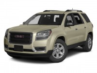 Used, 2014 GMC Acadia SLT, Black, C20J287A-1