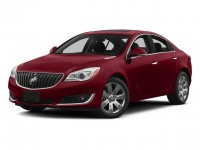 Certified, 2014 Buick Regal Premium I, Red, GN3775-1