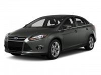 Used, 2014 Ford Focus SE, Black, H19414B-1