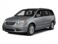 Used, 2014 Chrysler Town & Country Touring, Gray, GP4351A-1