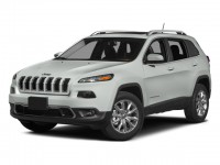 Used, 2014 Jeep Cherokee Latitude, Red, H17587A-1