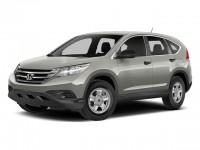 Certified, 2014 Honda CR-V AWD 5-door LX, Gray, U06632P-1