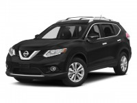 Used, 2014 Nissan Rogue AWD 4-door SV, Red, U26237T-1