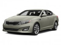Used, 2014 Kia Optima SX Turbo, Black, 20K337A-1