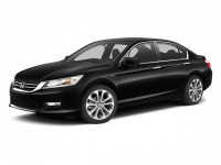 Certified, 2014 Honda Accord Sedan 4-door I4 CVT Sport, Black, U06582T-1