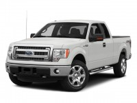 Used, 2014 Ford F-150 XLT, Silver, CD12837A-1