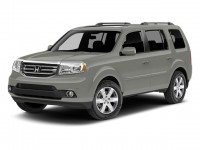 Certified, 2014 Honda Pilot 4WD 4-door Touring w/RES & Navi, Gray, U25248T-1