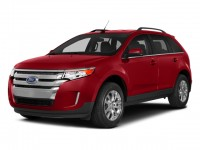 Used, 2014 Ford Edge Limited, Red, GP4799A-1