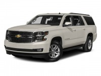 Used, 2015 Chevrolet Suburban LT, White, GN4023-1