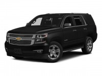 Certified, 2015 Chevrolet Tahoe 4WD 4-door LT, Black, U04888T-1