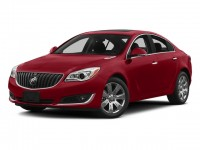 Used, 2015 Buick Regal Premium I, Red, GN4022-1