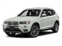 Used, 2015 BMW X3 xDrive28i, Silver, 1261-1