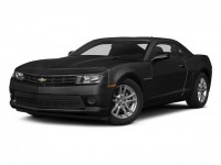 Used, 2015 Chevrolet Camaro LT, Black, GN3866-1