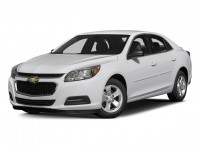 Used, 2015 Chevrolet Malibu LT, Gray, 21C276B-1