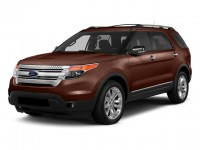 Used, 2015 Ford Explorer XLT, Brown, A10130A-1