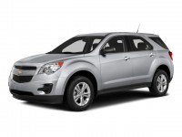 Used, 2015 Chevrolet Equinox LS, Silver, GN3835-1