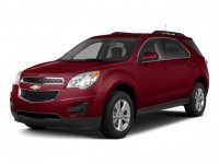 Used, 2015 Chevrolet Equinox LT, Red, GN3799-1