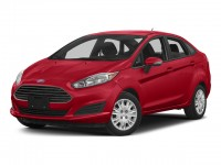 Used, 2015 Ford Fiesta SE, Red, A10788A-1