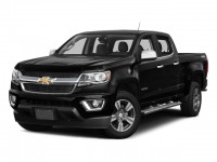 Used, 2015 Chevrolet Colorado 4WD WT, Green, 21CF56A-1