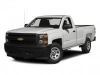 Used, 2015 Chevrolet Silverado 1500 Work Truck, White, 18922-1