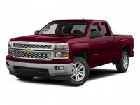 Used, 2015 Chevrolet Silverado 1500 LT, Red, 19C546C-1