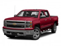 Used, 2015 Chevrolet Silverado 1500 LT, Black, 20C101B-1