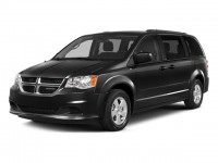 Used, 2015 Dodge Grand Caravan SXT, Black, CN2097-1