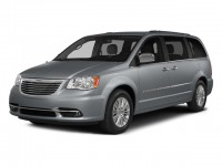 Used, 2015 Chrysler Town & Country Touring-L, Red, D19D692A-1