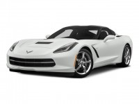 Used, 2015 Chevrolet Corvette Z51 3LT, Gray, STK108735-1