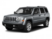 Certified, 2015 Jeep Patriot Altitude Edition, White, C17J214A-1
