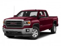 Used, 2015 GMC Sierra 1500 SLE, Black, H23732A-1