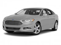 Used, 2015 Ford Fusion Titanium, Gray, HP55668-1