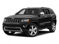 Used, 2015 Jeep Grand Cherokee Altitude, Black, 21C400A-1