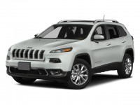 Used, 2015 Jeep Cherokee Latitude, Black, JM274A-1