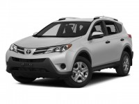 Certified, 2015 Toyota RAV4 AWD 4-door LE, Gray, U26217P-1