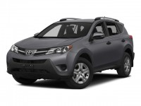 Certified, 2015 Toyota RAV4 AWD 4-door LE, Gray, U16814D-1
