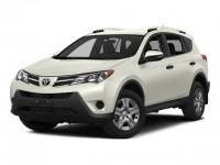 Certified, 2015 Toyota RAV4 AWD 4-door Limited, White, U16801D-1