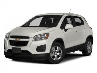 Used, 2015 Chevrolet Trax LT, White, GP5002-1