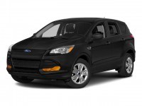 Used, 2015 Ford Escape SE, Black, B11966B-1