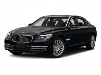 Used, 2015 BMW 7 Series 740i, Black, 1149-1