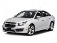 Used, 2015 Chevrolet Cruze LT, White, 20C648A-1