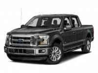 Used, 2015 Ford F-150 XLT, Black, HP55621-1