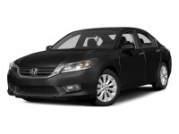 Certified, 2015 Honda Accord Sedan 4-door I4 CVT EX, Black, U06580P-1