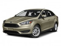 Used, 2015 Ford Focus S, Gray, C12073A-1