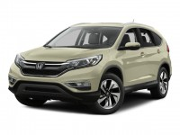 Certified, 2015 Honda CR-V AWD 5-door Touring, White, M03338P-1