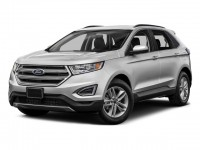 Used, 2015 Ford Edge SE, Silver, P16960-1