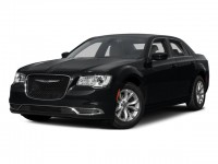 Used, 2015 Chrysler 300 Limited, Gray, H56399A-1