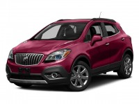 Certified, 2016 Buick Encore AWD 4dr, Black, 20B61A-1