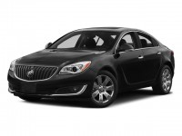 Used, 2016 Buick Regal 4dr Sdn Turbo FWD, Black, KP2142-1